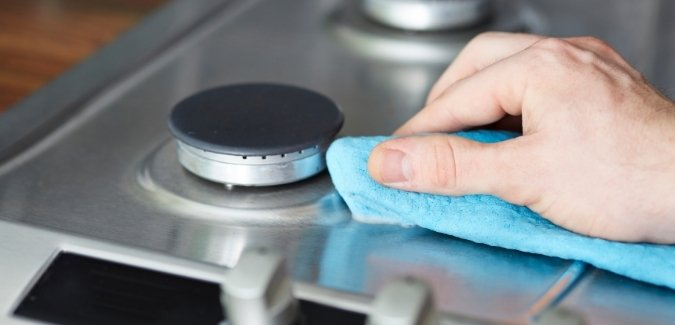 4 Simple Steps To Take Care Of Your 36 Inch Gas Stove