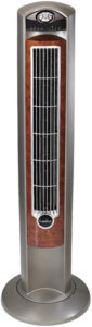 Lasko T42954 Wind Curve Portable Electric Oscillating Stand Up Tower Fan