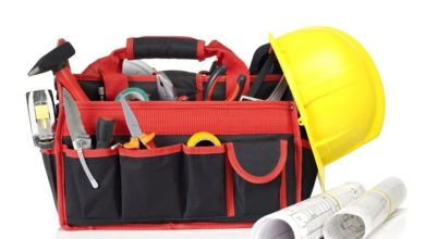 electrician tool bag klein