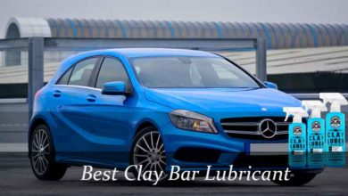 best clay bar lubricant